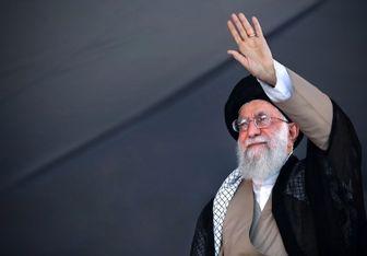 دیدار هزاران تن از دانشآموزان و دانشجویان با امام خامنهای