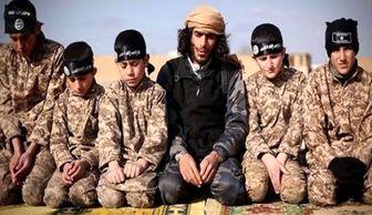 داعش یک زن مجری را اعدام کرد