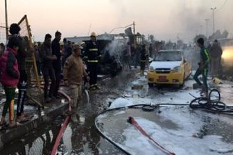 چندین کشته و مجروح در پی انفجار خودرو بمب گذاری شده در موصل