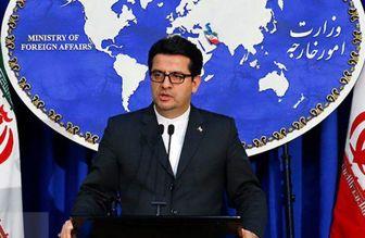 واکنش سخنگوی وزارت خارجه  به ادعای پمپئو برای کمک به ایران