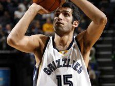 کمپ بسکتبال بازیکن ایرانی در آمریکا + عکس