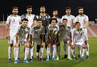 پخش زنده فوتبال ایران و چین