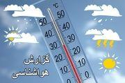 آخرین وضعیت آب و هوای کشور در 21 مرداد ماه