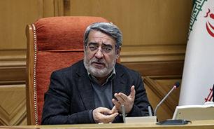 دستور وزیر کشور برای حادثه خوزستان