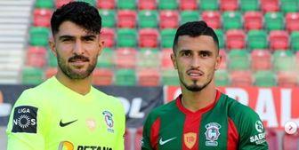 دو بازیکن ایرانی در ترکیب اصلی ماریتیمو در جام حذفی پرتغال