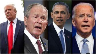 نظر چهار رئیس جمهور آمریکا درباره جنگ افغانستان