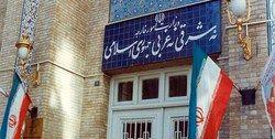 حضور سفرای نروژ و سوئد و کاردار دانمارک در وزارت خارجه ایران