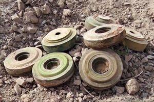 هنوز ۱۰هزار «مین» در کرمانشاه باقی است
