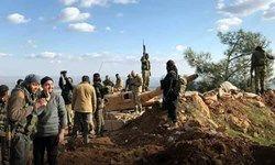 تروریست ها در ادلب سلاح های سنگین را پنهان کرده اند