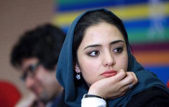 آخرین پیام آزاده نامداری به نرگس محمدی /عکس