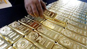 قیمت جهانی طلا در 19 آبان 97