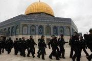 منتظر پاسخ حملات به مسجد الاقصی باشید