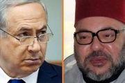 درخواست نتانیاهو از شاه مغرب