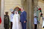«برهم صالح» در دیدار امیر کویت چه گفت؟