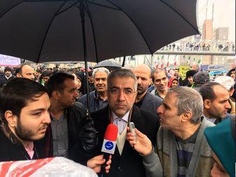 اردکانیان: دنیا میداند که نباید جلوی مردم ایران بایستد
