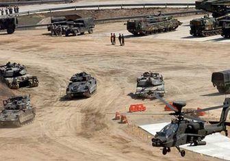 حمله راکتی به پایگاه آمریکا در عراق