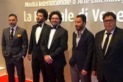 بازتاب رسانهای حضور «متری شیش و نیم» در جشنواره ونیز/ تصاویر