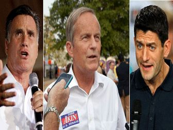 Akin fallout could stick to GOP ticket
