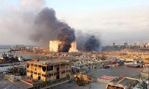واکنش آمریکا به انفجار بیروت