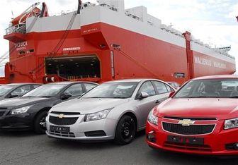 کاهش التهاب بازار خودروهای خارجی