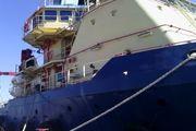 توقیف یک کشتی خارجی با ۱۵۰ هزار لیتر سوخت قاچاق