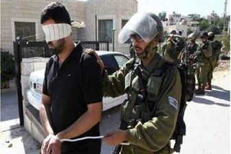 بازداشت ۱۱ فلسطینی در کرانه باختری