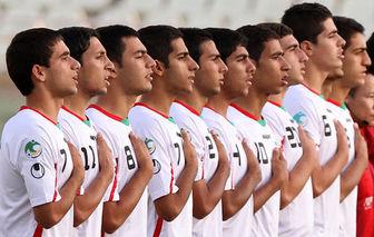 تیم ملی جوانان با چهار غایب مقابل انگلیس