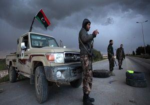 حمله انتحاری به نیروهای لیبیایی در شرق این کشور