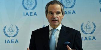ادعای مدیر کل جدید آژانس در مورد ایران