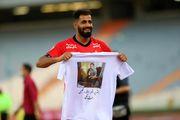 واکنش کنعانی زادگان به حضور در الاهلی قطر+عکس