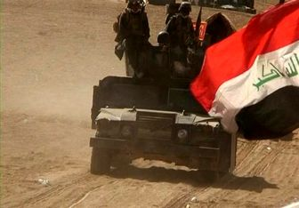 درگیری ارتش عراق با تروریستهای داعش در موصل