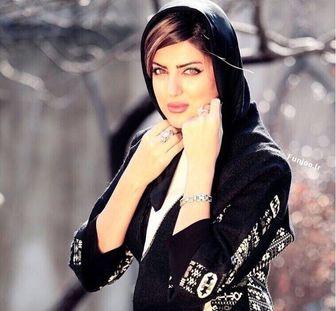 استایل جدید «هلیا امامی» در یک مراسم /عکس