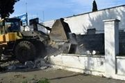 ۷ رستوران در فرحزاد تخریب شده است