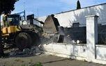 7 رستوران در فرحزاد تخریب شده است