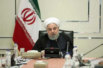 روحانی: وزارت بهداشت کار بزرگی در مقابله با کرونا انجام داد/ به افراد فاقد ماسک خدمات ارائه نشود