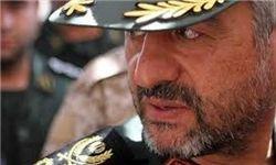 فرمانده سپاه به رئیس مجلس نامه نوشت