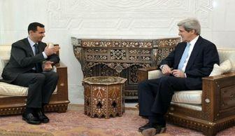 افزایش تماس اطلاعاتی آمریکا با دولت سوریه
