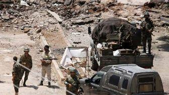 ترور ۷ نیروی امنیتی سوریه