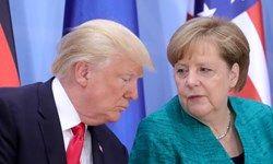 مرکل: آلمان در اقدام نظامی احتمالی علیه سوریه مشارکت نمیکند
