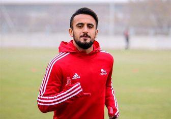 ابوالفضل رزاقپور به تراکتور برگشت