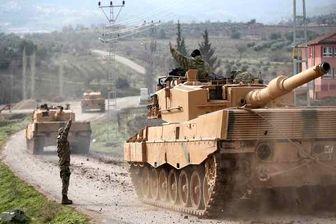 ترکیه 126 هزار کرد سوری را آواره کرد