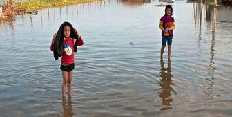 تحریمها مانع کمکرسانی به سیلزدگان ایرانی است