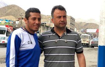 بازیکن سابق استقلال: پدرم به خاطر هتتریک ایمون زاید مرد