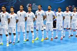 تیم ملی فوتسال ایران برای دوازدهمین بار قهرمان آسیا شد