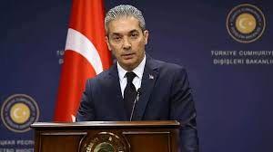 به آتش کشیده شدن پرچم ترکیه در یونان