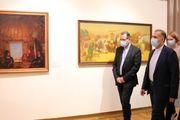 آثار منحصر بهفرد ایرانی در موزه روسیه/ نمایش نقاشیهای دوره قاجار
