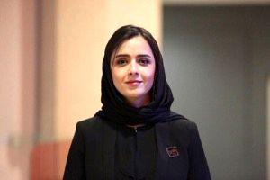 جدیدترین تصویر از ترانه علیدوستی به همراه مصطفی زمانی و حسن فتحی