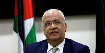 «صائب عریقات» دیدار مقام سودانی با «نتانیاهو» را محکوم کرد