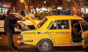 وجود ۱۰ هزار تاکسی فرسوده در سطح شهر تهران