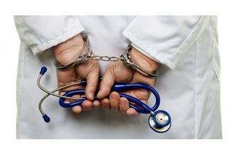 پزشک قلابی دستگیر شد